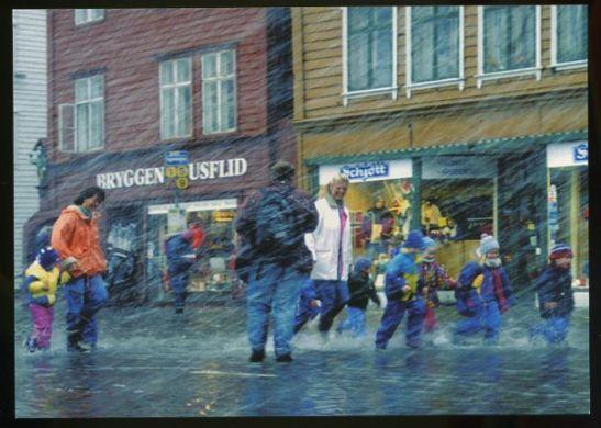 Bergen-rain