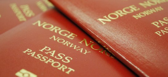 Passaporti norvegesi