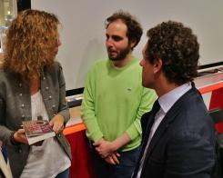 Camilla, Michele e Luca di Vito